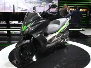 Kawasaki J300 (Foto: Rafael Miotto/G1)