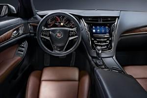 Auto Esporte Cadillac Chega Em 2015 Com Sed 227 Ats E