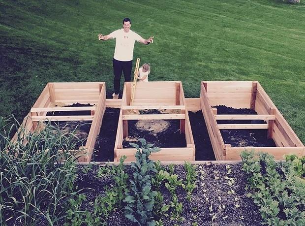 Tom Brady e Vivian (Foto: Reprodução/Instagram)