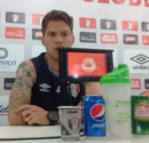 Bruno Farias Joinville (Foto: João Lucas Cardoso/JEC)