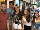 Amigos se preparam para maratona de shows do Planeta Atlântida RS