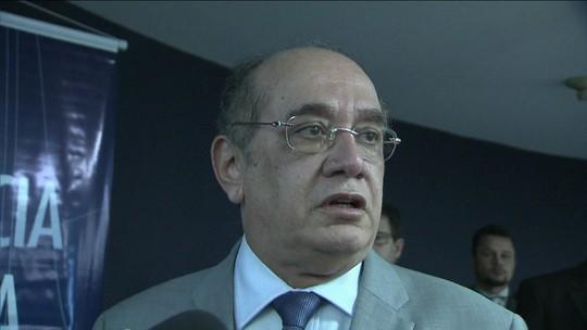 Gilmar Mendes quer rediscutir no plenário acordo da JBS e prisão após 2ª instância