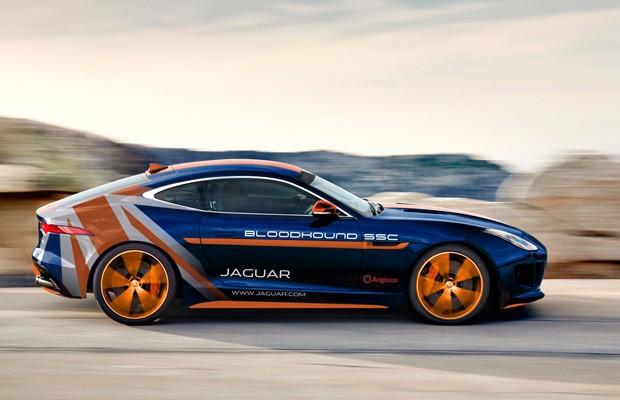 Jaguar F-TYPE Bloodhound  (Foto: Divulgação)
