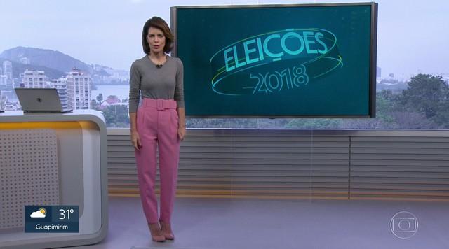 Confira a agenda dos candidatos ao governo do Rio de Janeiro nesta quinta-feira (20)