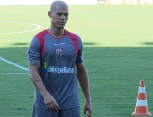 Nilton careca treino Vasco (Foto: Gustavo Rotstein / Globoesporte.com)