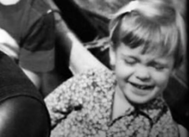 Carolina Dieckmann em foto da infância (Foto: Reprodução/Instagram)