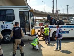 Nove veículos foram apreendidos durante ação da Ordem Pública (Foto: Secretaria Municipal de Ordem Pública / Divulgação)
