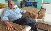 'Tenho coragem para governar', diz Betinho (Patrícia Cavalho/G1)
