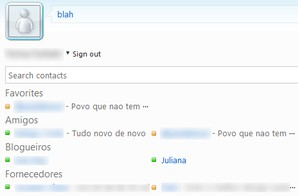 MSN Talk Extension