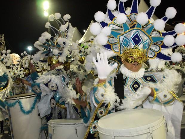 Blocos tradicionais de São Luís desfilam na sexta e sábado de carnaval (Foto: Biaman Prado/O Estado)