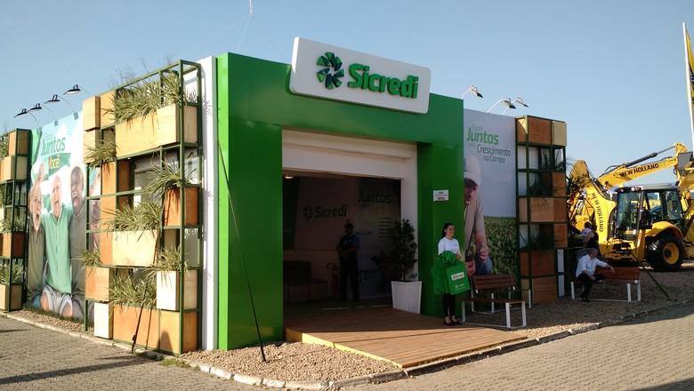empresas-estande-sicredi (Foto: Divulgação)
