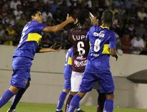Ferroviária x Audax, Série A2 Campeonato Paulista (Foto: Leonardo Fermiano / AFE)