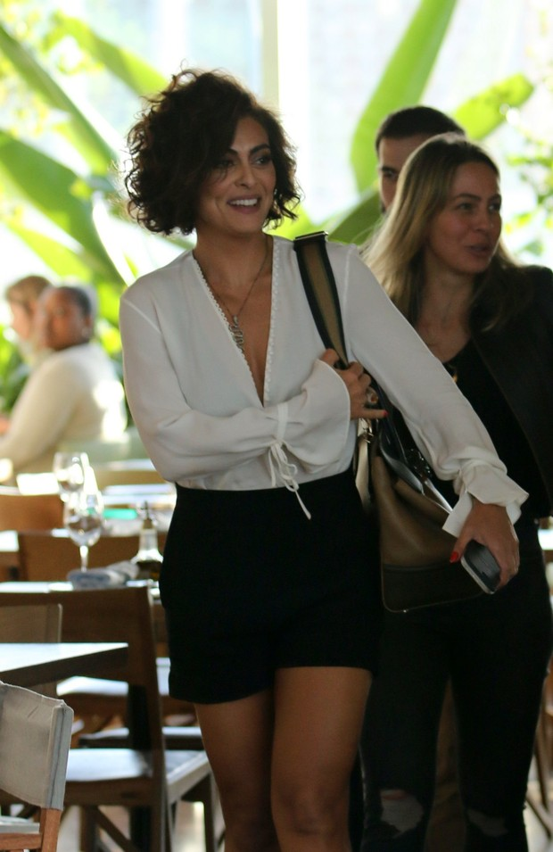 Juliana Paes (Foto: Fabio Moreno/Agnews)