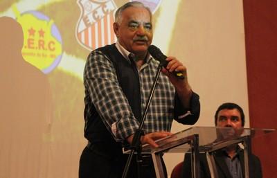Francisco Cezário de Oliveira (FFMS) (Foto: Hélder Rafael)