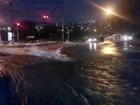Temporal afeta abastecimento e cidades da região ficam sem água