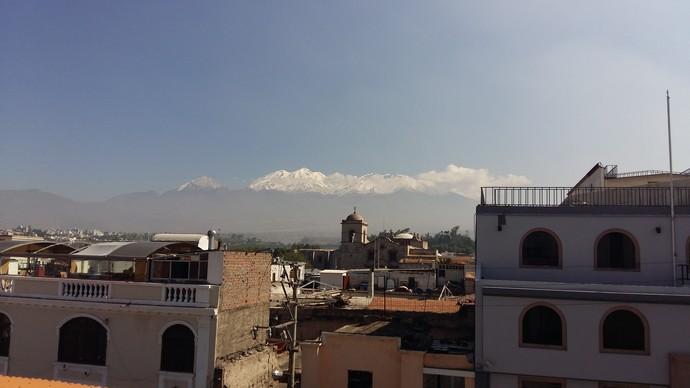 Arequipa, Peru (Foto: Arquivo pessoal)