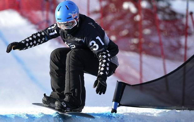Maelle Ricker Mundial de snowboard (Foto: EFE)