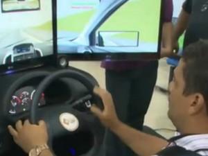 Simulador de direção veicular não será mais obrigatório (Foto: Reprodução/TV Rondônia)
