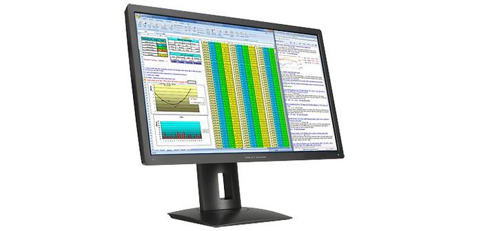 Modelo da HP tem resolução em 5K e 27 polegadas (Foto: Divulgação/HP)