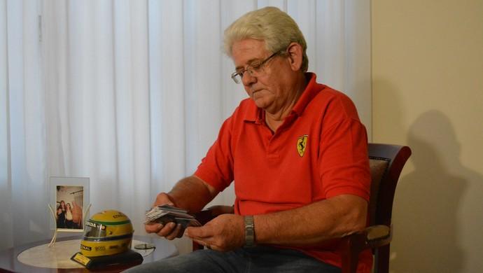 Marco Antonio Zatsuga Fórmula 1 Mogi das Cruzes (Foto: Cairo Barros)