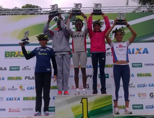 Conceição Oliveira - 4º lugar em Porto Alegre (Foto: Reprodução/Facebook)