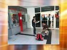 PM apreende chupa-cabra instalado em agência bancária de Jundiaí