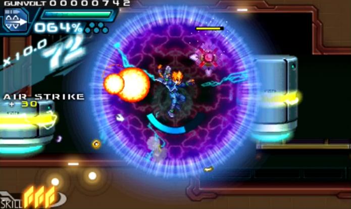 Eletrocute inimigos após acertá-los com disparos elétricos (Foto: Reprodução/GameSpot)