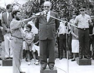 Primeiro governador de Rondônia, eleito em 1988, faleceu no Rio de Janeiro (Foto: Banzeirando/Divulgação)