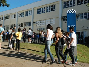 São 601 vagas em 25 cursos do grupo 1 e outras 588 vagas em 25 cursos do grupo 2. (Foto: Christiano Jilvan/Unimontes)