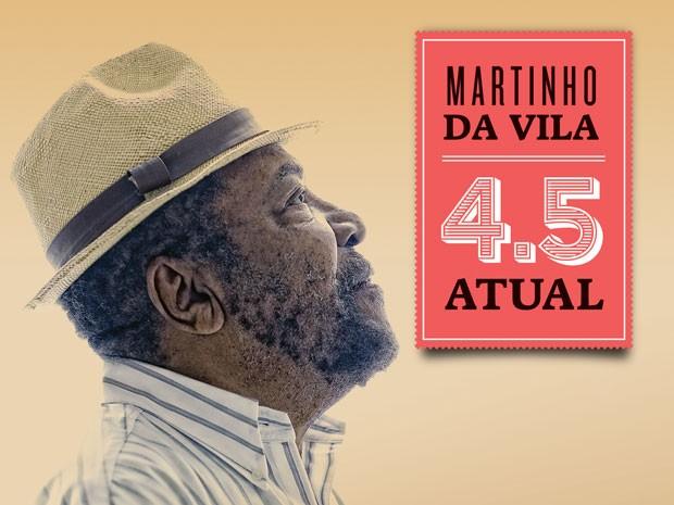 Martinho da Vila (Foto: Divulgação)