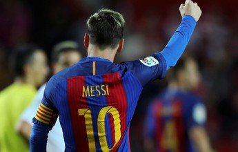 Técnico da Espanha escolhe Messi para o prêmio de melhor do mundo