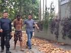 Justiça decreta prisão temporária de acusado de esfaquear mulher no Rio
