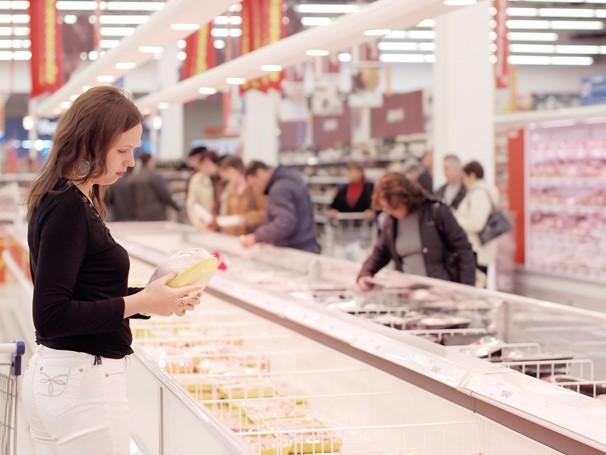 Alimentos congelados são práticos para a correria do dia a dia (Foto: Thinkstock / Getty Images)