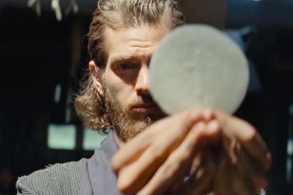 Andrew Garfield em cena do trailer de 'Silence' (Foto: Reprodução)