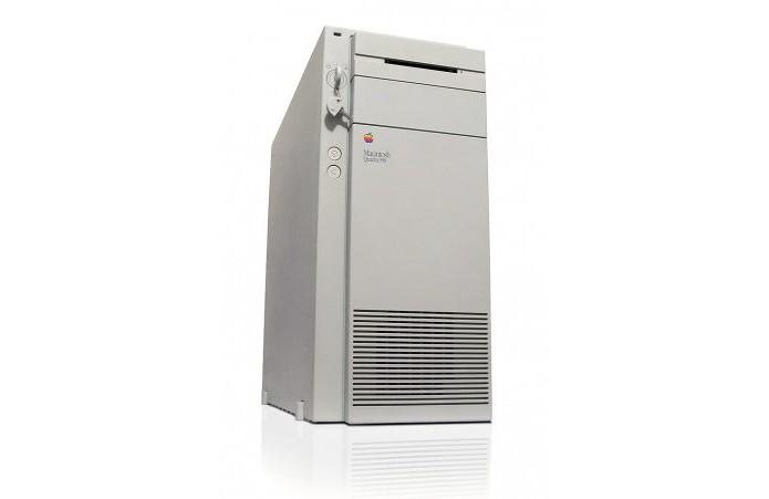 Macintosh Quadra é uma série de computadores para profissionais com alta exigência (Foto: Divulgação/Apple)
