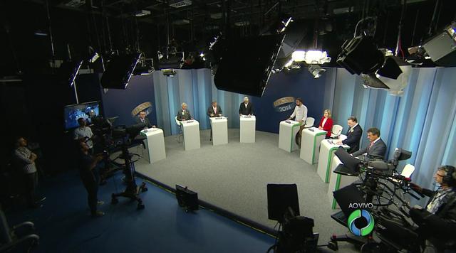 Debate entre os candidatos ao governo do Paraná - Parte 4