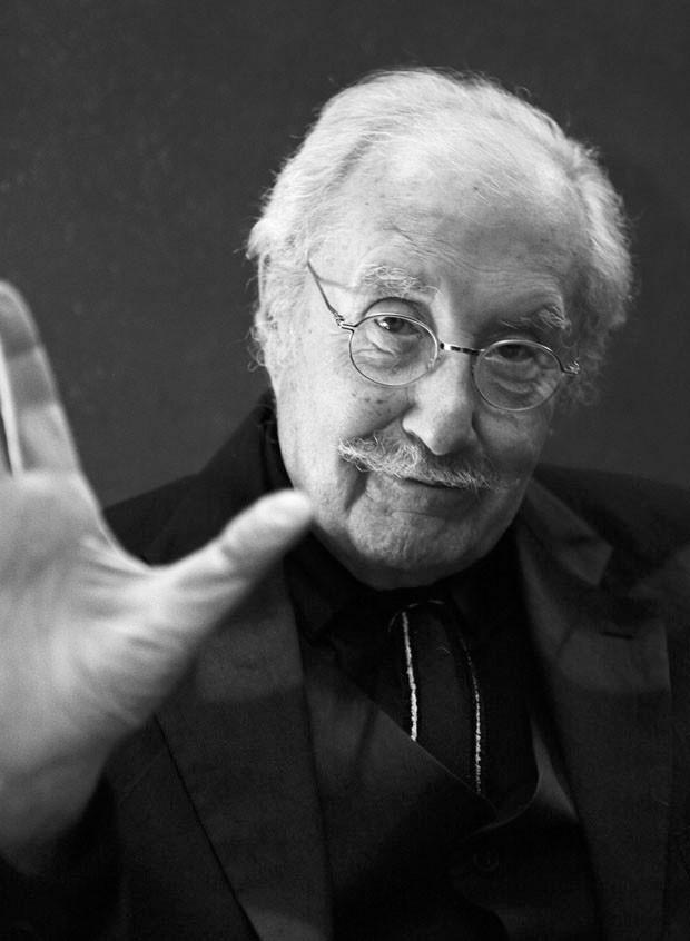 Claude Parent: uma homenagem ao pioneiro da arquitetura oblíqua (Foto: Emmanuel Goulet)
