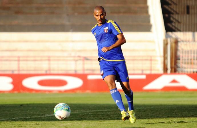 Filipe, zagueiro do Botafogo (Foto: Luis Augusto/Ag. Botafogo)