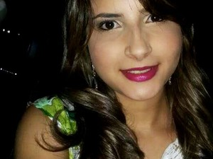 Jessica Jeronimo morreu no acidente (Foto: Reprodução Facebook)