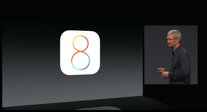 iOS 8 chega com mudanças aguardadas pelo usuários e aplicativo voltado para a saúde (Foto: Divulgação/Apple) (Foto: iOS 8 chega com mudanças aguardadas pelo usuários e aplicativo voltado para a saúde (Foto: Divulgação/Apple))