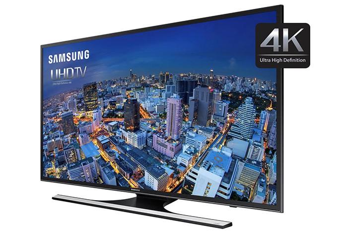 2f07933ee Smart TV de 40 polegadas Samsung com LED 4K Ultra HD (Foto  Divulgação
