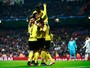 "Com ""ajuda"" do Legia, Borussia bate recorde de gols na fase de grupos"