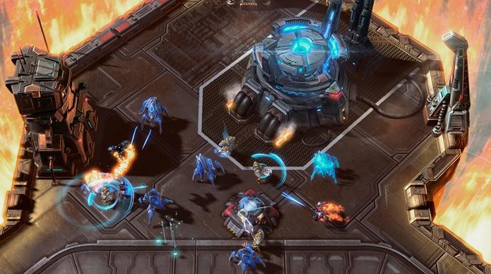 Legacy of the Void mostra que StarCraft 2 ainda é um dos melhores jogos competitivos de estratégia (Foto: Divulgação/Battle.net)
