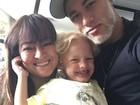 Neymar curte férias em família: 'Minha mamãe linda e meu filho lindo!'