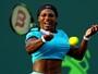 Serena bate cazaque na vitória 750  da carreira e vai às oitavas em Miami