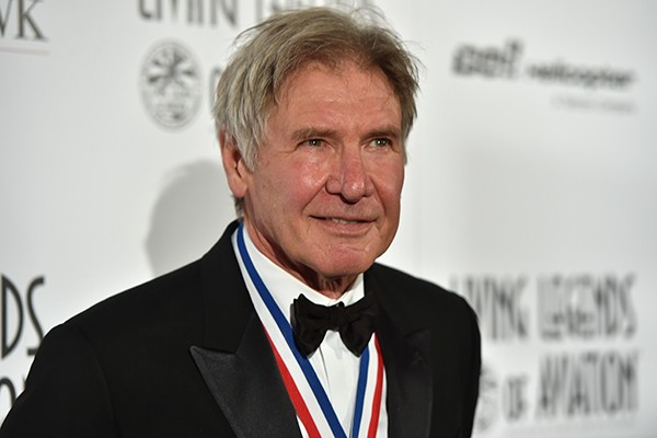 Harrison Ford (Foto: Getty Images)