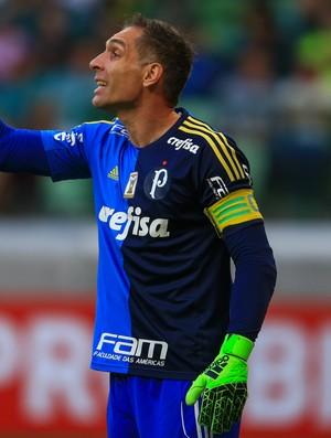 Palmeiras x Fluminense Fernando Prass