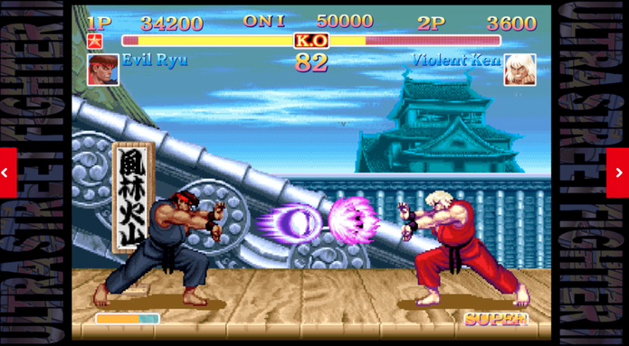 Ultra Street Fighter 2: The Final Challengers terá novos Ryu e Ken (Foto: Divulgação/Capcom)
