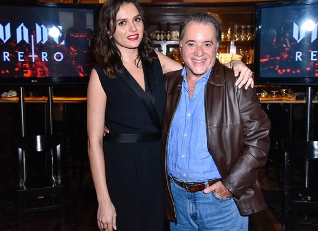 Tony Ramos estrela 'Vade Retro' ao lado de Monica Iozzi (Foto: Caio Duran/Brazil News)
