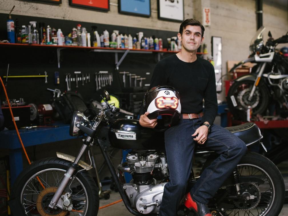Alex Arkhngelskiy é o criador do Brake Free (Foto: Divulgação)